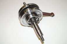 YX150 crankshaft with bearings (53mm)
